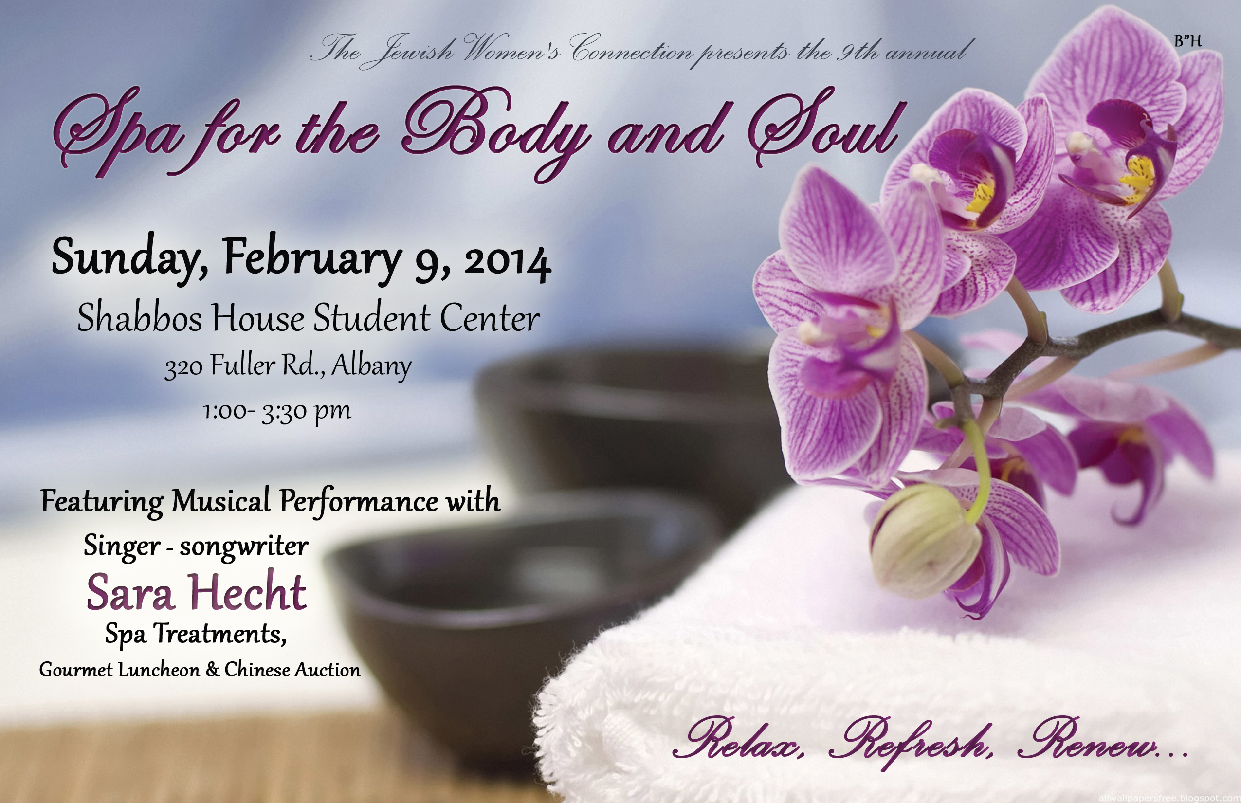 Spa for the Body & Soul