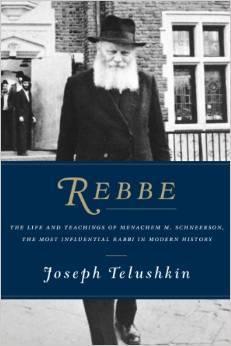 TelushkinRebbeBook