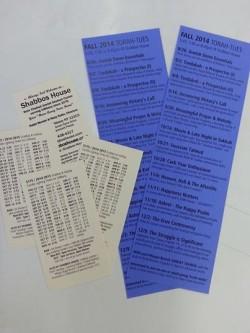 SHcardsbookmarks