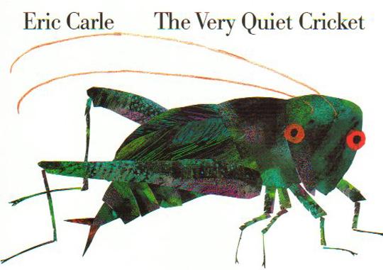 TheVeryQuietCricketEricCarle